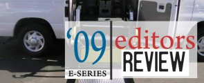 Editorial: Second-Rate 2009 Ford E-Series Wheelchair Vans
