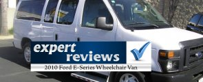 Expert Review: Solid & Reliable 2010 Ford E-Series Wheelchair Vans