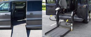 How Ford Wheelchair Van Ramps and Lifts Make Life Easier for the Disabled
