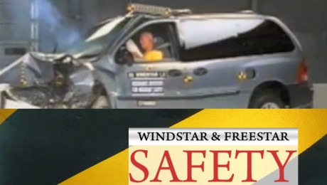 Safety of Ford Windstar and Freestar Wheelchair Vans
