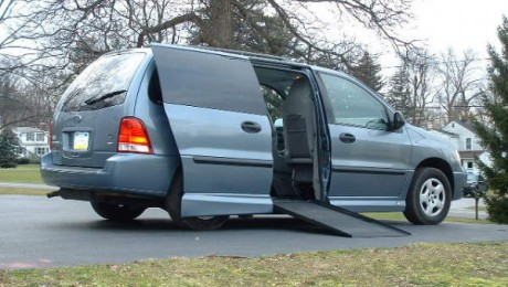 About Ford Wheelchair Mini Vans