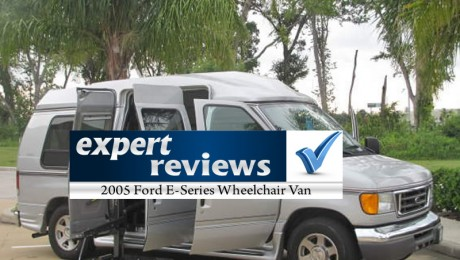 Expert Review: 2005 Ford E-Series Wheelchair Vans