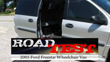On the Road: 2005 Ford Freestar Wheelchair Vans