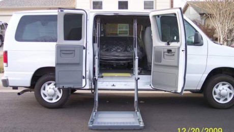 Ford and Wheelchair Vans
