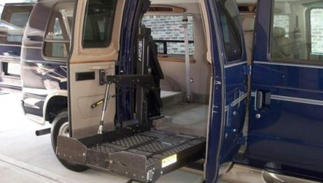 Tips for Selecting the Right Ford Wheelchair Van for Your Needs