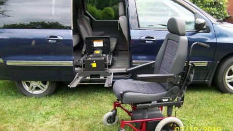 Standard Ford Mobility Packages Offered