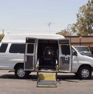 Ford Wheelchair Vans Big and Small