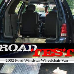 On the Road: 2002 Ford Windstar Wheelchair Vans