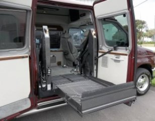Select the Right Mobility Modifications for Ford Wheelchair Vans