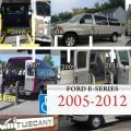 2005-2012 Ford E-Series Wheelchair Vans Compared