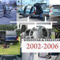 Comparing 2002-2006 Ford Windstar & Freestar Wheelchair Vans