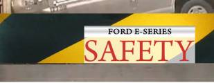 Safety Considerations: Ford E-Series Wheelchair Vans