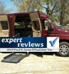 Expert Review: 2012 Ford E-Series Wheelchair Vans